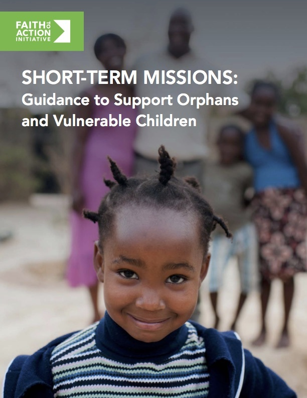 Short-Term Missions: Guidance to Support Orphans and Vulnerable Children