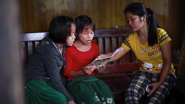 Kinnected Myanmar: Hani and Thari
