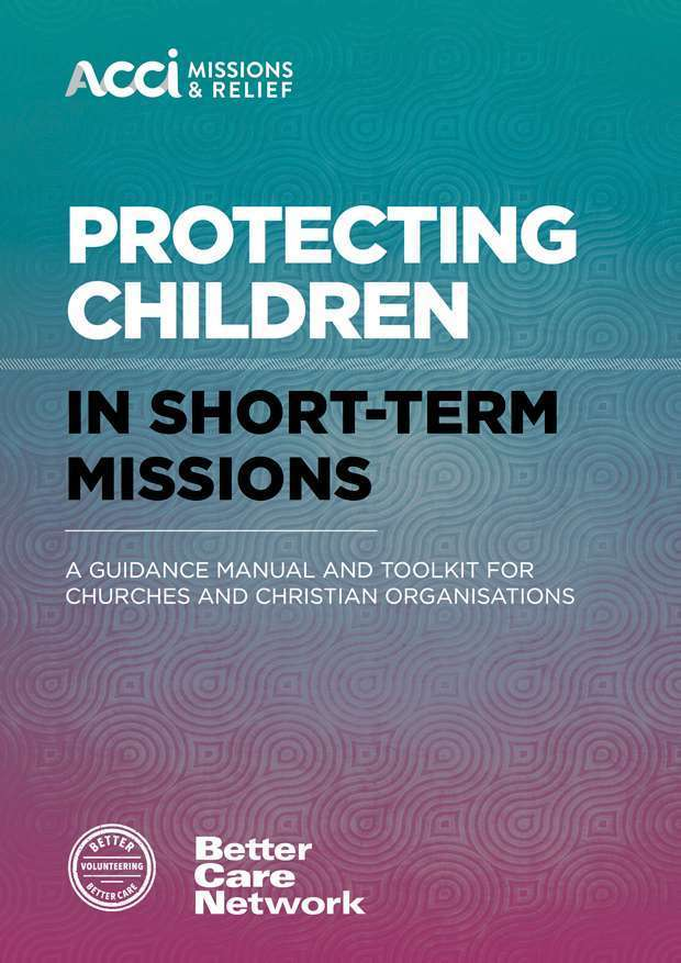 Protecting Children in Short-Term Missions
